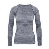 ELLY SEAMLESS LS TEE