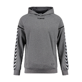 AUTHENTIC CHARGE POLY HOODIE