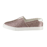 SLIP-ON BALLERINA GLITTER JR