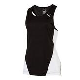 CROSS THE LINE SINGLET W