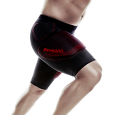 Rx Contact Shorts, Black/Red