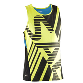 RUNNING RACE SINGLET MEN