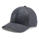 MEN'S EMBOSSED HEADLINE CAP