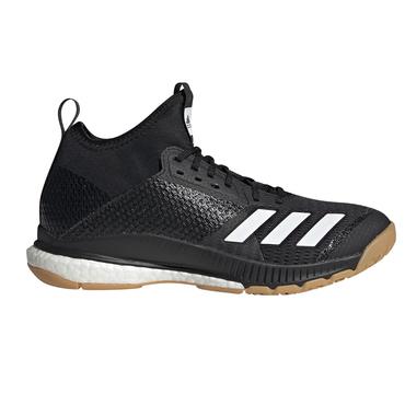 CRAZYFLIGHT X 3 MID DAMEN Adidas, schwarz - weplayvolleyball.de
