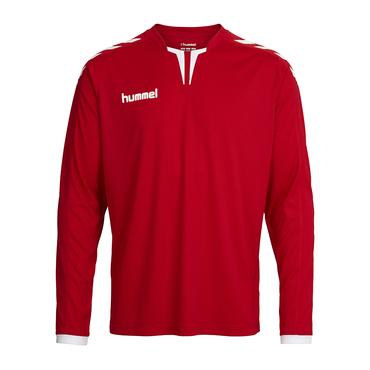 75755851295 Hummel Core LS Poly Jersey Langarmshirt schwarz -  hummelonlineshop-muenchen.de