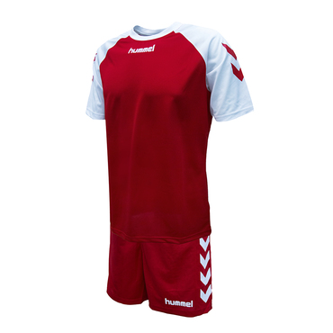 timeless design 77938 55e60 TEAMPLAYER TRAINING SET hummel, rot - hummelonlineshop-muenchen.de