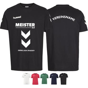 HOS MEISTERSHIRT hummel, schwarz - hummelonlineshop-muenchen.de 4cc9f998b3