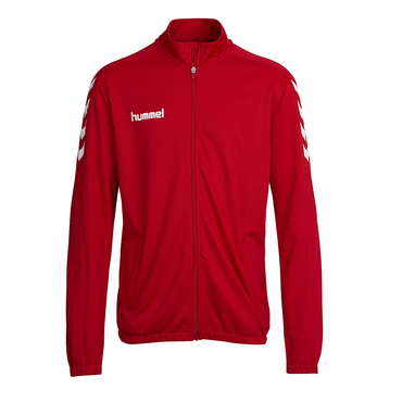 super popular 618d8 45156 CORE POLY JACKET hummel, rot - weplayhandball.de