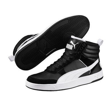 Puma Rebound Street V2 Indoor shoes Black