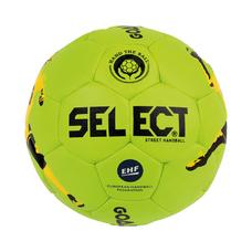 Ballpumpe Gr.2 Handball Select Match-Soft Geschenkset + Balltasche Damen