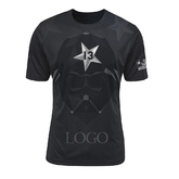 "10 ER HANDBALL TRIKOT SATZ SUBLIMATIONSDRUCK BEISPIEL ""DARTH VADER"""