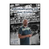 "DVD ""INDIVIDUALTRAINING"" MIT AXEL KROMER"