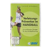 """DVD """"VERLETZUNGSPRÄVENTION IM HANDBALL"""" MIT DR. LEONARD ACHENBACH"""