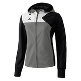 PREMIUM ONE TRAININGSJACKE MIT KAPUZE DAMEN