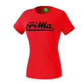 RETRO T-SHIRT DAMEN