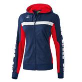 5-CUBES Trainingsjacke mit Kapuze Damen