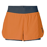 2 IN 1 SHORT GREEN CONCEPT WOMEN