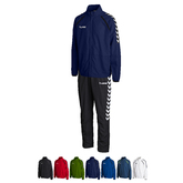 14ER SET STAY AUTHENTIC TRAININGSJACKE+HOSE KINDER INKL. DRUCK UND BALL