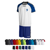 14ER SET STAY AUTHENTIC TRIKOT + SHORT KINDER INKL. DRUCK UND BALL