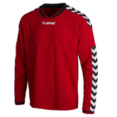 STAY AUTHENTIC LS POLY JERSEY