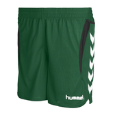 TEAM PLAYER WOMEN POLY SHORTS