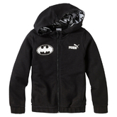STYLE BATMAN HOODED SWEAT JACK