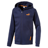 SPORT STYLE HOODED JACKET