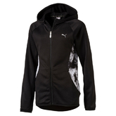 ACTIVE AOP HOODED JKT G