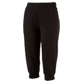 ESS CAPRI SWEAT PANTS W