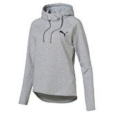 ACTIVE ESS HOODED COVER UP W