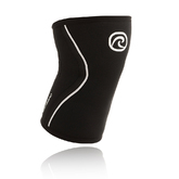 Rehband Rx 3mm Knie, schwarz
