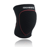 Rx Speed Knee, Black/red, XL, 5 mm