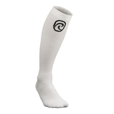 Rx Compression socks, White, M