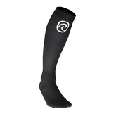Rx Compression socks, Black, M