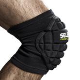 Kniebandage mit Waffelpolster(Paar)