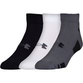 HERREN SOCKEN UA HEATGEAR® LOW CUT 3ER-PACKUNG