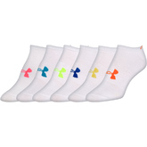 DAMENSOCKEN GEFÜTTERT UA BIG LOGO (6ER-PACK)