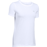 DAMEN-SHIRT UA HEATGEAR® ARMOUR (KURZÄRMLIG)