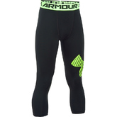 ARMOUR 3/4 LOGO LEGGING