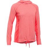 DAMEN-HOODIE UA THREADBORNE TRAIN TWIST