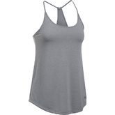 DAMEN-TANKTOP UA THREADBORNE TRAIN STRAPPY