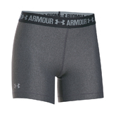 DAMEN MIDDY SHORTS UA HEATGEAR® ARMOUR