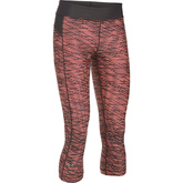 DAMEN PRINTED CAPRIHOSE UA HEATGEAR® ARMOUR