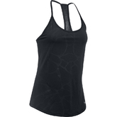 FLY BY EMBOSSED RACER TANK